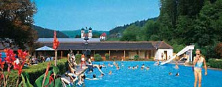 Freibad in Bad Rippoldsau-Schapbach